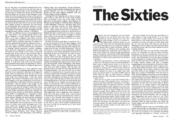 Article Preview: The Sixties, October 1973 | Esquire