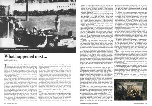Article Preview: What Happened Next..., NOVEMBER 1973 1973 | Esquire