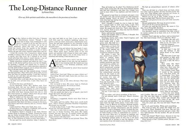 The Long-Distance Runner