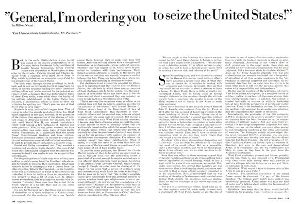 "Article Preview: """"General, I'm Ordering You to Seize the United States!"", April 1974 
