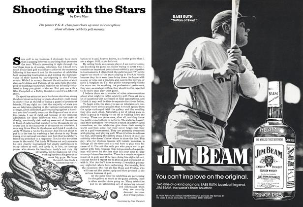Article Preview: Shooting with the Stars, April 1974 | Esquire