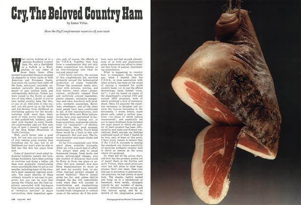 Cry, the Beloved Country Ham