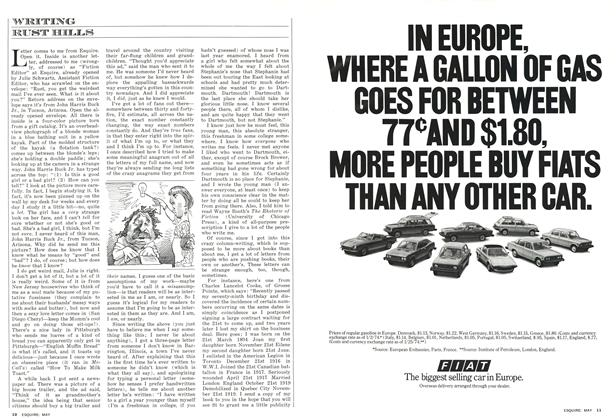 Article Preview: , MAY 1974 1974 | Esquire