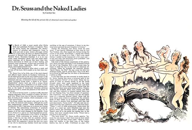 Article Preview: Dr. Seuss and the Naked Ladies, JUNE 1974 1974 | Esquire