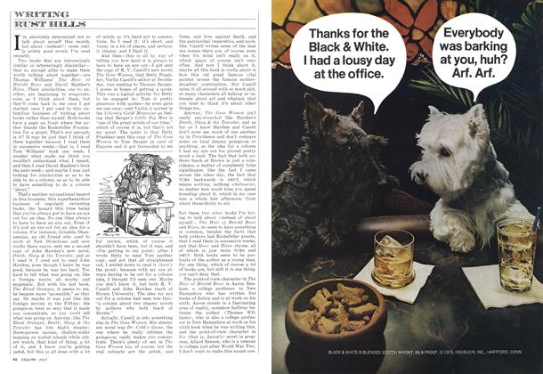 Article Preview: , JULY 1974 1974 | Esquire