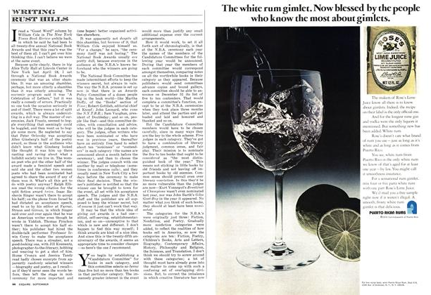 Article Preview: , SEPTEMBER 1974 1974 | Esquire