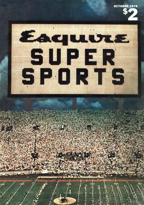 OCTOBER 1974   Esquire