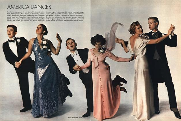 Article Preview: AMERICA DANCES, December 1974 | Esquire