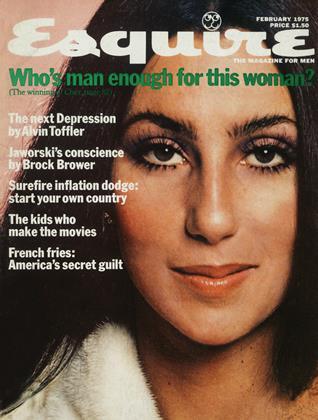 FEBRUARY 1975 | Esquire