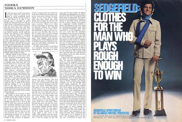 Article Preview: Media_, April 1975 1975 | Esquire