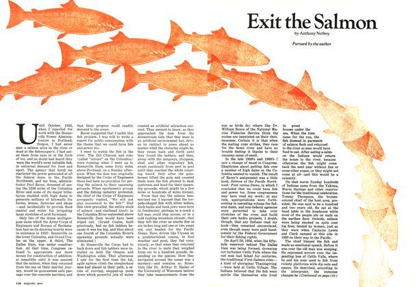 Exit the Salmon