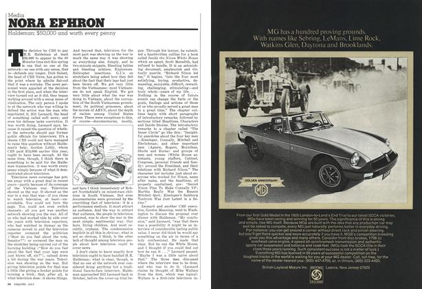 Article Preview: Haldeman: $50,000 and Worth Every Penny, JULY 1975 1975 | Esquire