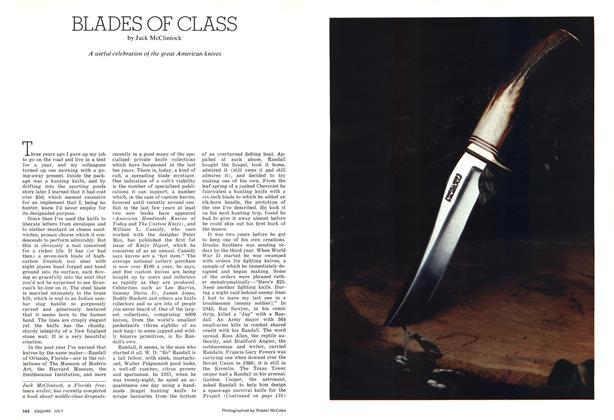 Blades of Class