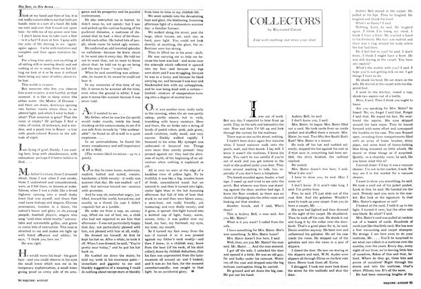 Article Preview: Collectors, August 1975 | Esquire