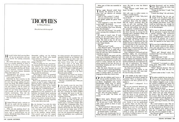 Article Preview: Trophies, SEPTEMBER 1975 1975 | Esquire