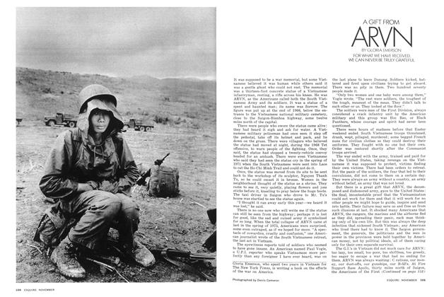 A Gift From the ARVN