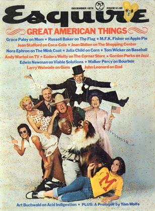 DECEMBER 1975 | Esquire