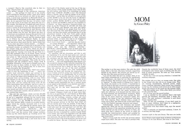 Article Preview: Mom, DECEMBER 1975 1975 | Esquire