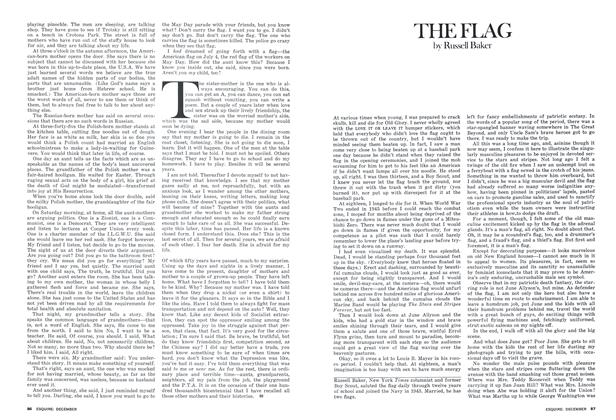 Article Preview: THE FLAG, DECEMBER 1975 1975 | Esquire