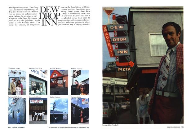 Article Preview: Dew Drop Inn, December 1975 | Esquire