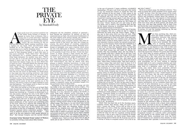 Article Preview: THE PRIVATE EYE, DECEMBER 1975 1975   Esquire