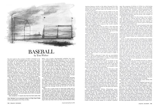 Article Preview: Baseball, December 1975 | Esquire