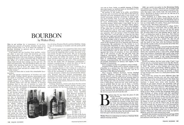Article Preview: Bourbon, DECEMBER 1975 1975 | Esquire