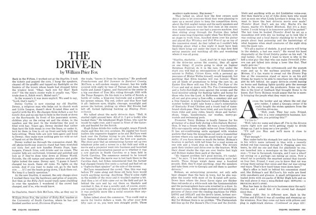 Article Preview: The Drive-In, December 1975 | Esquire