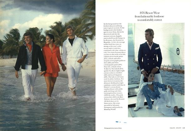 1976 Resort Wear