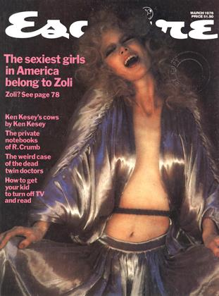 MARCH 1976 | Esquire