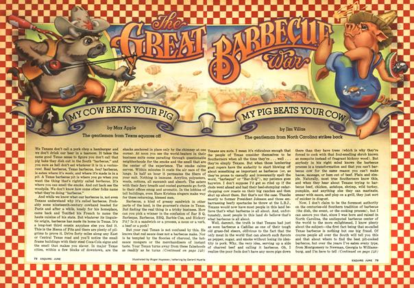 Article Preview: My Pig Beats Your Cow, JUNE 1976 1976 | Esquire