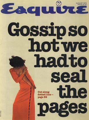 AUGUST 1976 | Esquire