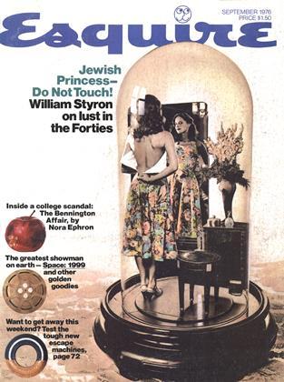 SEPTEMBER 1976   Esquire