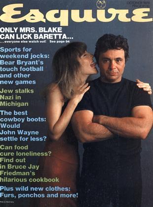 OCTOBER 1976 | Esquire