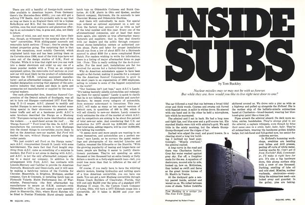 Article Preview: Inside Subs, APRIL 1977 1977 | Esquire