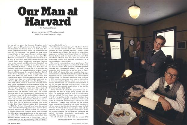 Article Preview: Our Man at Harvard, APRIL 1977 1977 | Esquire