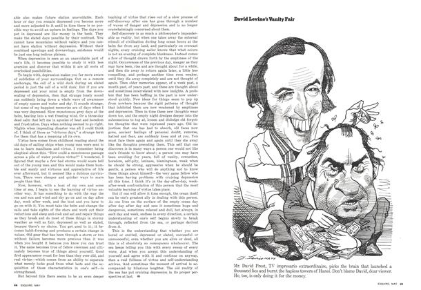Article Preview: David Levine's Vanity Fair, MAY 1977 1977 | Esquire