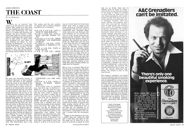 Article Preview: O my America, AUGUST 1977 1977 | Esquire