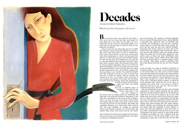 Article Preview: Decades, August 1977 | Esquire