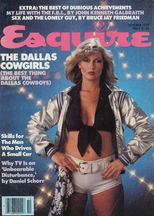 Cover for the October 1977 issue
