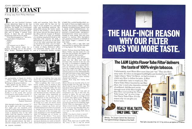 Article Preview: A Long Way From Philip Marlowe, NOVEMBER 1977 1977 | Esquire