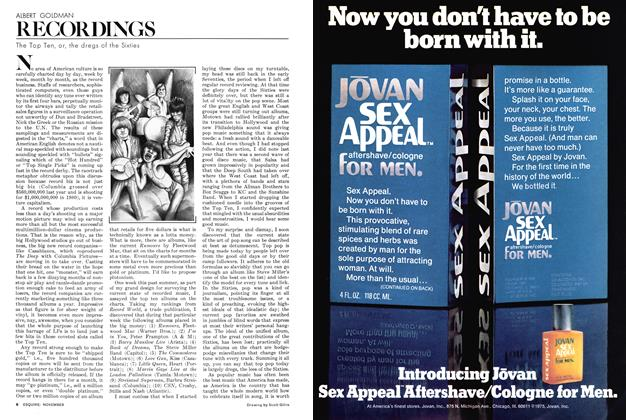 Article Preview: The Top Ten, or, the dregs of the Sixties, November 1977 | Esquire