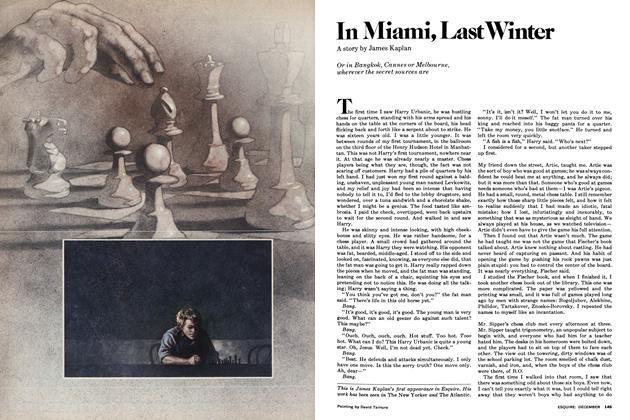 Article Preview: In Miami, Last Winter, December 1977 | Esquire