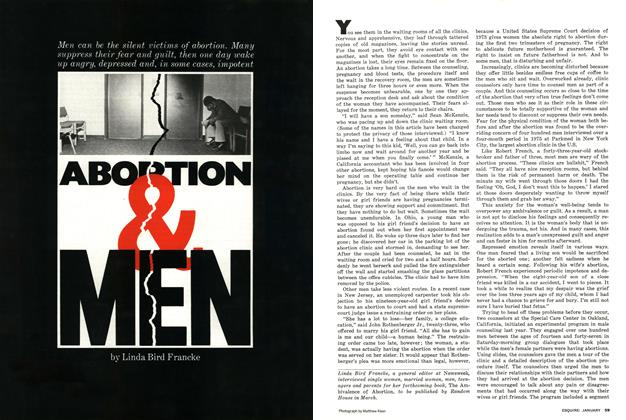 Article Preview: Abortion & Men, January 1978 | Esquire
