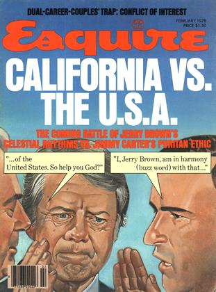 Cover for the February 1978 issue