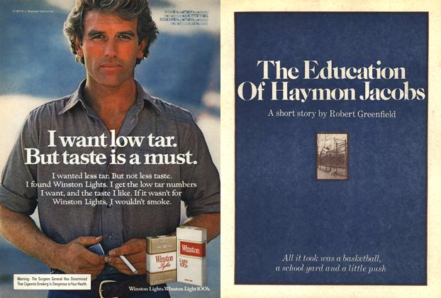 Article Preview: The Education of Haymon Jacobs, February 1978 | Esquire