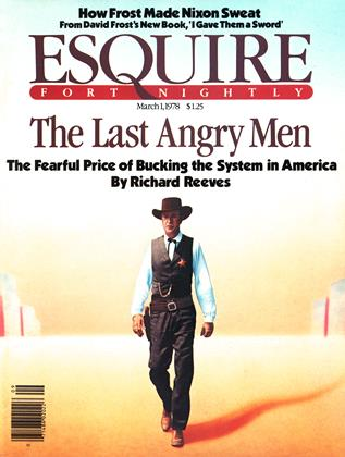 Cover for the March 1,  1978 issue
