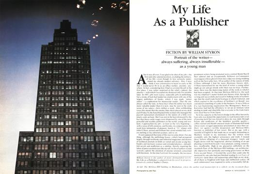 My Life As a Publisher, Page: 70 - March 14, 1978 | Esquire