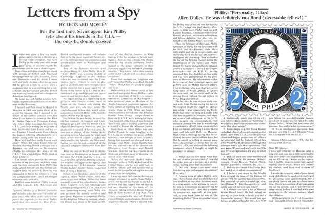 Letters From a Spy
