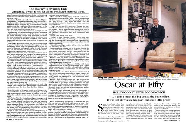 Oscar at Fifty